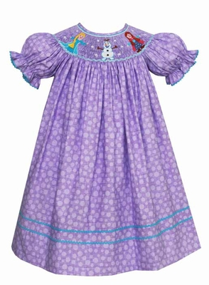 Smocked Outfits for Girls