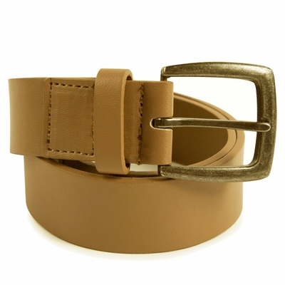 Andy & Evan Boys Belt - Cognac Brown