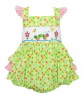 Baby Girls Bubbles / Short Rompers / Bloomers Sets