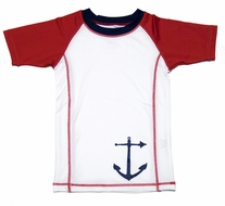 Boys Cover Ups & Rash Guard Shirts