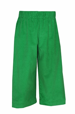 7def44ae4 Claire & Charlie Baby / Toddler Boys Grass Green Corduroy Pull-On Pants.  Rollover image to