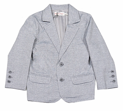 Deux Par Deux Boys Aristo Kids Sports Jacket / Blazer - Gray