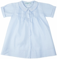 Feltman Brothers 74174 Infant Boys Light Blue Traditional Day Gowns
