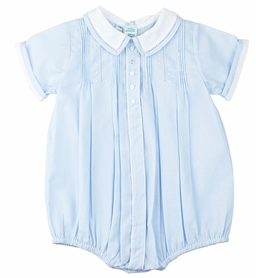 Feltman Brothers Baby Boys Blue 23916 Creeper Bubble