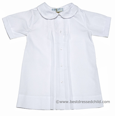 Feltman Brothers 74100 Newborn Boys / Girls Heirloom White Daygowns