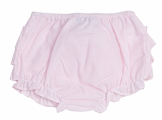 Feltman Brothers Baby Girls Ruffled Diaper Cover - Pink