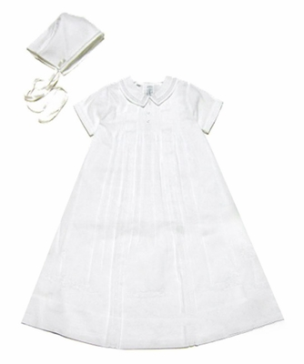 c2e419c9608 Feltmen Brothers Baby Boys White Heirloom Christening Gown with Cap - Style  5979