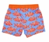 Florence Eiseman Baby / Toddler Boys Blue / Orange Nemo Fish Swim Trunks