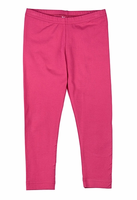 Florence Eiseman Girls Leggings - Fuchsia Pink