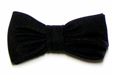 Florence Eiseman Little Boys Dressy Bow Tie - Black Velvet
