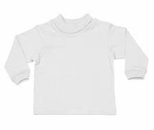Funtasia Too Baby / Toddler Boys and Girls Turtleneck Shirt - White