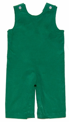 Funtasia Color Works Baby / Toddler Boys Corduroy Longall - Green