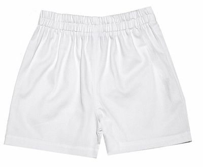 Funtasia Too Boys White Twill Shorts