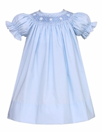 Girls Smocked Dresses and Clothing