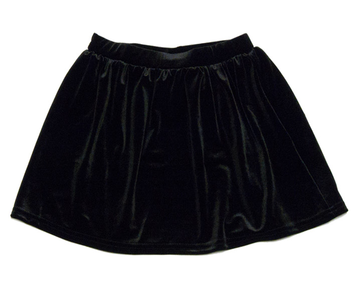 Girls Black Skirt - Dress Ala