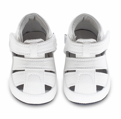 Jack & Lily Baby / Toddler Girls Shoes - Bailey Sandals - White