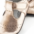 Jack & Lily Baby / Toddler Girls Shoes - Guida Scallop T-Strap - Rose Gold