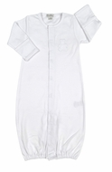 Kissy Kissy Baby Boys / Girls Honey Bear Cub Converter Gown with Hat - Take Me Home Outfit