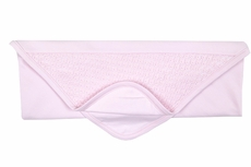 Kissy Kissy Baby Girls Baby Grand Blanket - Pink