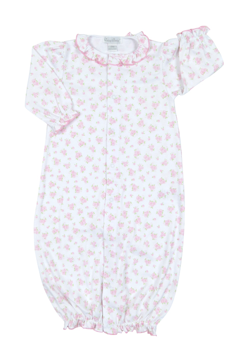Kissy Kissy Baby Girls Pink Floral Forest Fairyland Ruffle ...