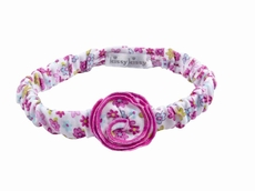 Kissy Kissy Infant Girls Pink Parisian Summer Floral Headband