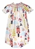 Le Za Me Baby / Toddler Girls Smocked Nutcracker Ballet Christmas Dress - Bishop