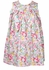 Luli & Me Baby / Toddler Girls Pink / Lilac Floral Sleeveless Dress with Bows