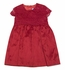 Luli & Me Infant / Toddler Girls Red Lace Christmas Holiday Party Dress