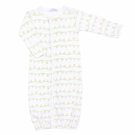 Magnolia Baby Yellow Chick Hatchlings Printed Converter Gown