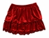 Mallory May Girls Red Velveteen Christmas Skirt