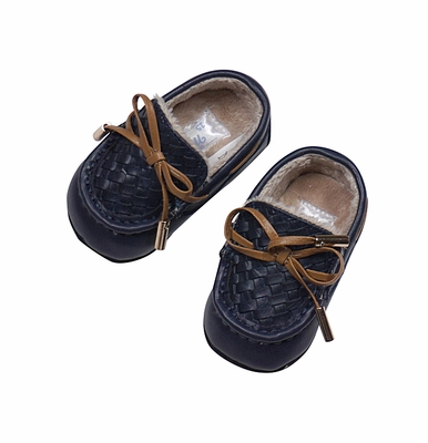 Mayoral Baby Boys Moccasins Shoes - Navy Blue