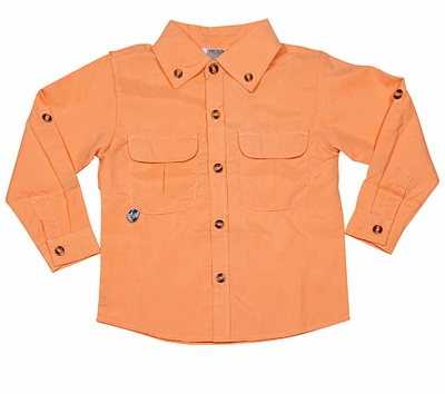 prodoh fishing shirts for kids sun protective shirt