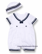 Sailor Suit Outfits for Boys
