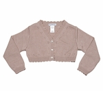 caa84afb77d Girls Bolero Sweaters and Cardigans