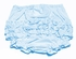 Sarah Louise Infant Girls Fancy Ruffled Diaper Cover / Bloomers - Pastel Blue