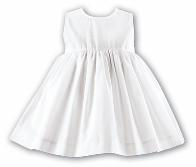 Sarah Louise Traditional Girls White Petticoat Slip - Perfect for Beach Portraits