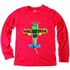 Wes & Willy Boys Red Wingman Airplane Tee Shirt