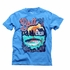 Wes & Willy Boys Blue Shirt - Fish Bait - Front and Back!