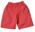 Wes & Willy Boys Elastic Waist Pull On Shorts - Nantucket Red