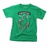 Wes & Willy Boys Irish Green Helicopters Choppers T-Shirt