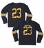 Wes & Willy Boys Midnight Blue November 23 Thanksgiving Turkey Bowl Jersey - #23