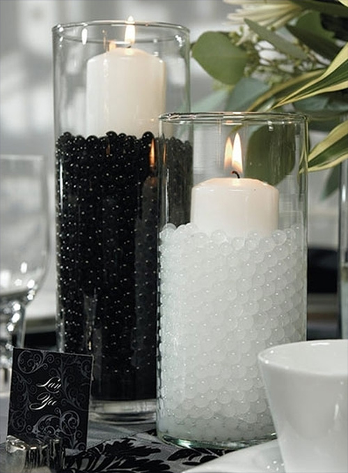 & Top 9 Black and White Wedding Ideas