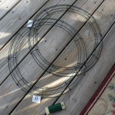 boxed wire wreath forms - Wire Wreath Frame Wholesale