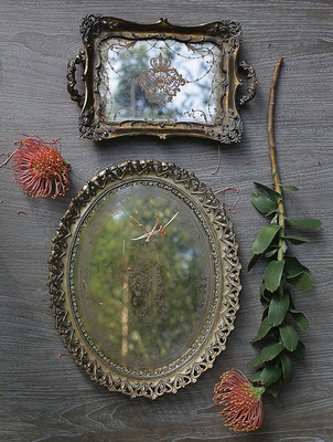 Centerpiece Mirrors