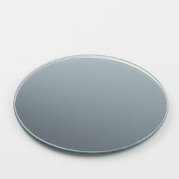 Twelve 5 round glass table centerpiece mirrors for 12 inch round table mirrors