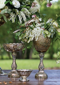 Compote Vases and Pedestal Bowls - Click to enlarge