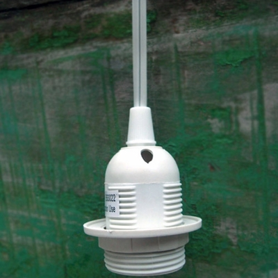 Hanging Pendant Light Cord Kits & Bulbs