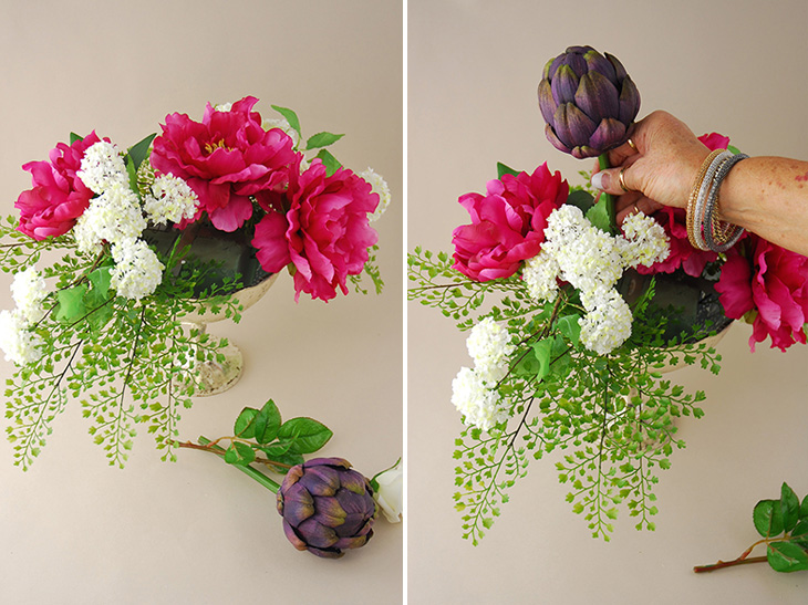 How To Make Floral Arrangements flower arranging: basic flower arrangements