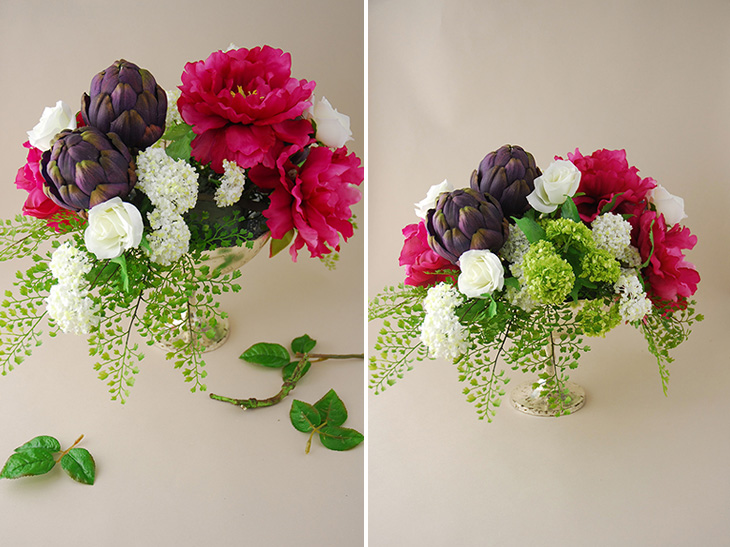 Pics Of Flower Arrangements flower arranging: basic flower arrangements