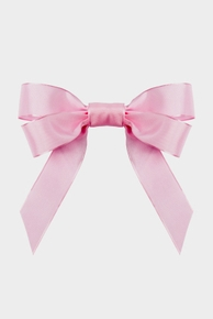 DIY How to make a Basic Faux Bow - Click to enlarge